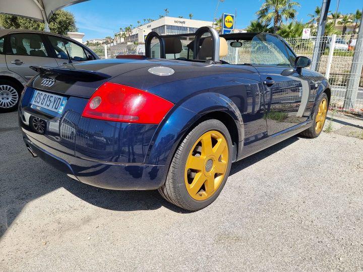 Audi TT 1.8 T 150CH Bleu - 4