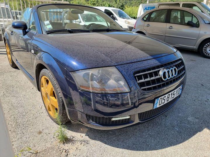 Audi TT 1.8 T 150CH Bleu - 5