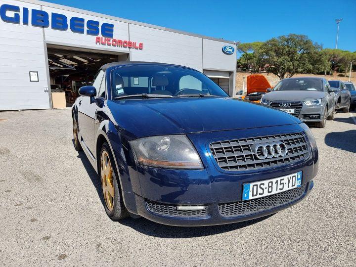 Audi TT 1.8 T 150CH Bleu - 6