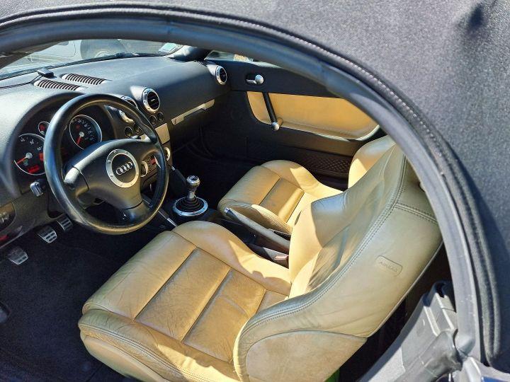 Audi TT 1.8 T 150CH Bleu - 7