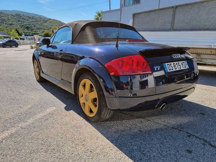 Audi TT 1.8 T 150CH Bleu - 8