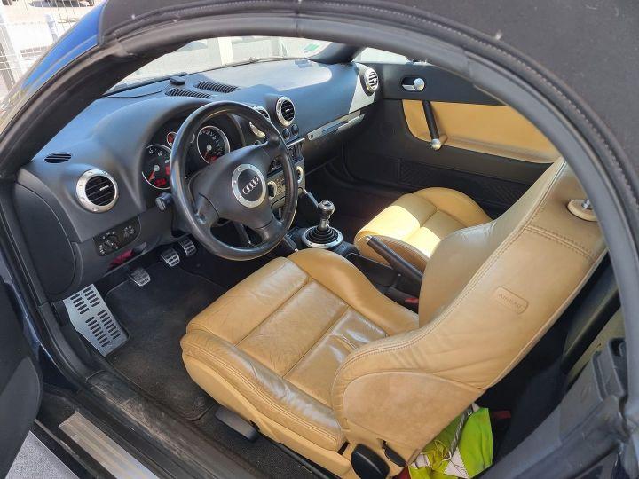 Audi TT 1.8 T 150CH Bleu - 9