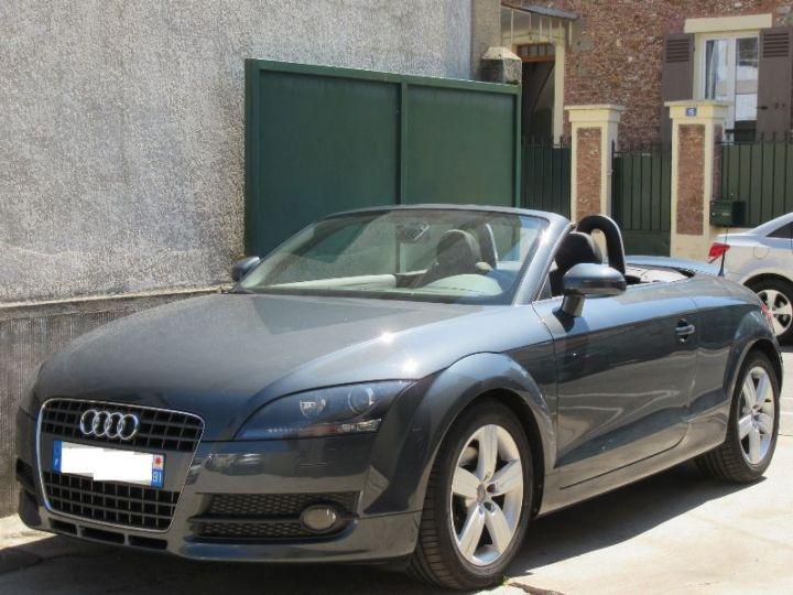 Audi TT 1.8 TFSI 160CH GRIS FONCE Occasion - 1