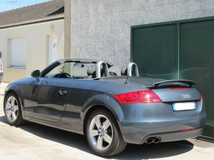 Audi TT 1.8 TFSI 160CH GRIS FONCE Occasion - 3