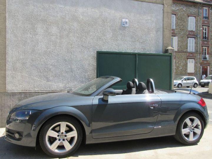 Audi TT 1.8 TFSI 160CH GRIS FONCE Occasion - 5