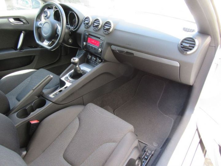 Audi TT 1.8 TFSI 160CH GRIS FONCE Occasion - 7