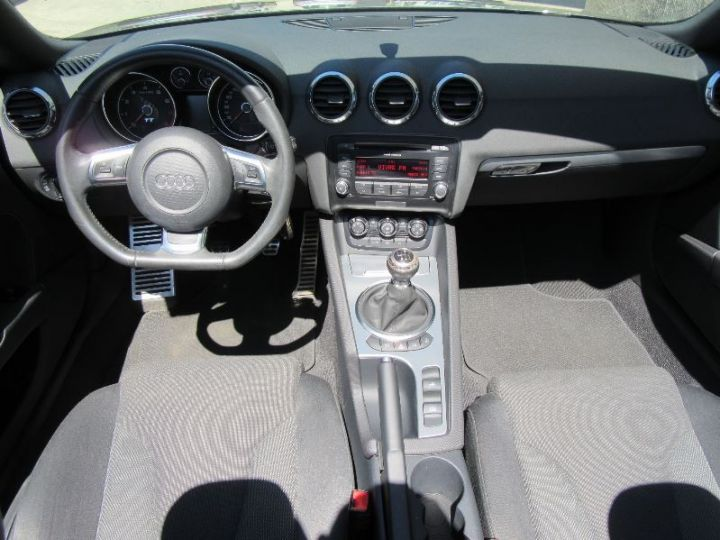 Audi TT 1.8 TFSI 160CH GRIS FONCE Occasion - 8