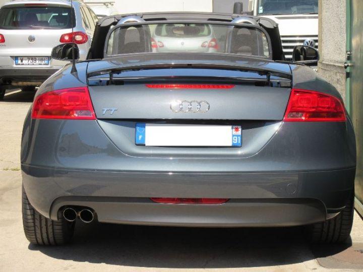 Audi TT 1.8 TFSI 160CH GRIS FONCE Occasion - 9