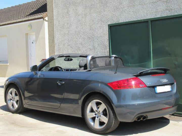 Audi TT 1.8 TFSI 160CH GRIS FONCE Occasion - 10