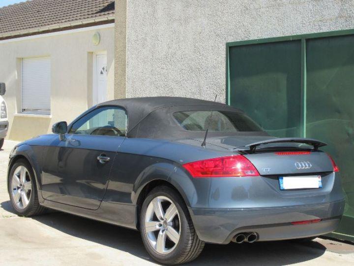 Audi TT 1.8 TFSI 160CH GRIS FONCE Occasion - 12