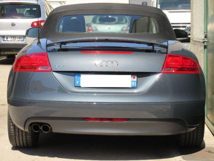 Audi TT 1.8 TFSI 160CH GRIS FONCE Occasion - 13