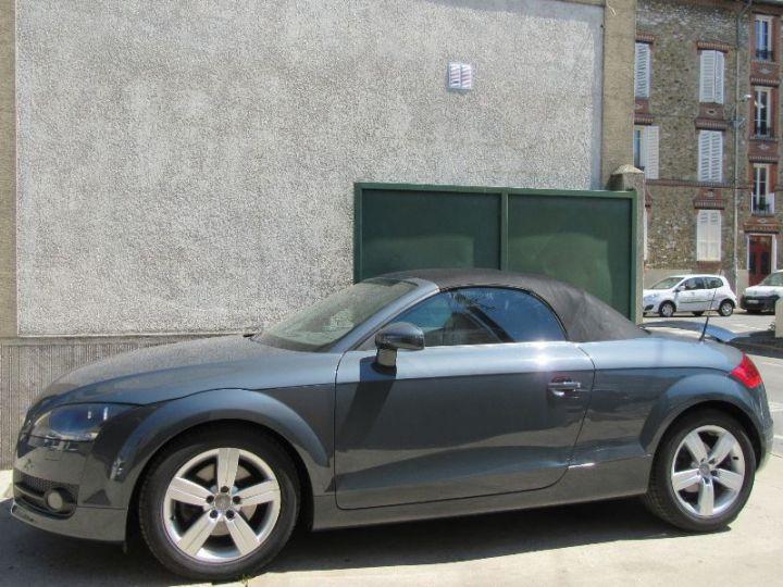 Audi TT 1.8 TFSI 160CH GRIS FONCE Occasion - 19