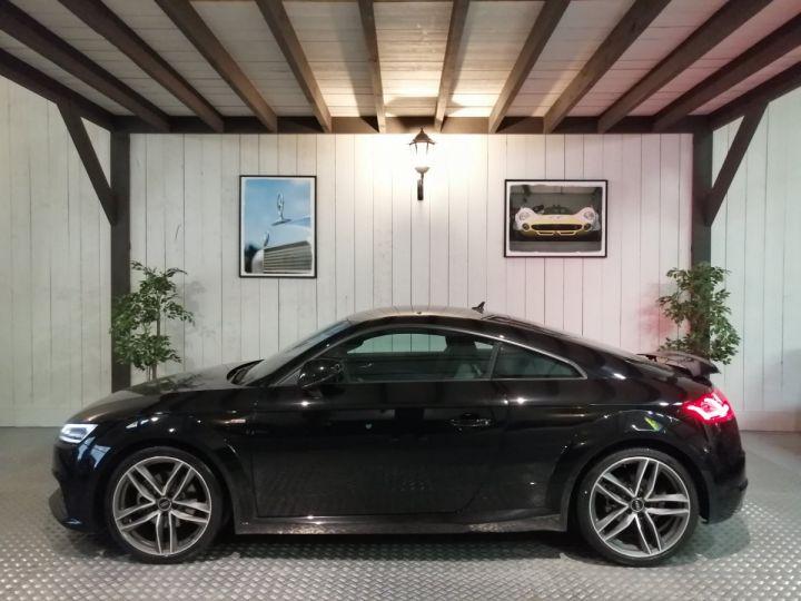 Audi TT 1.8 TFSI 180 CV Sline Noir - 1