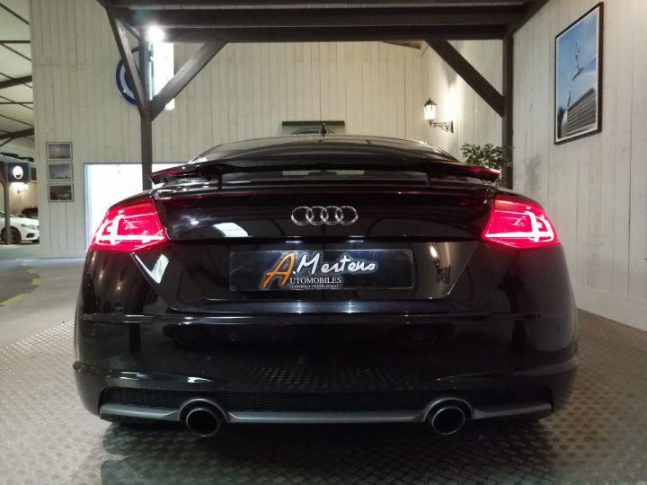 Audi TT 1.8 TFSI 180 CV Sline Noir - 4