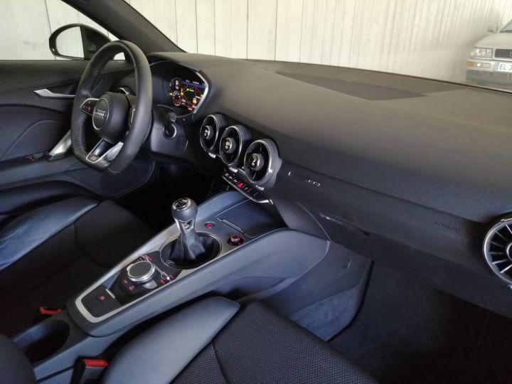 Audi TT 1.8 TFSI 180 CV Sline Noir - 6