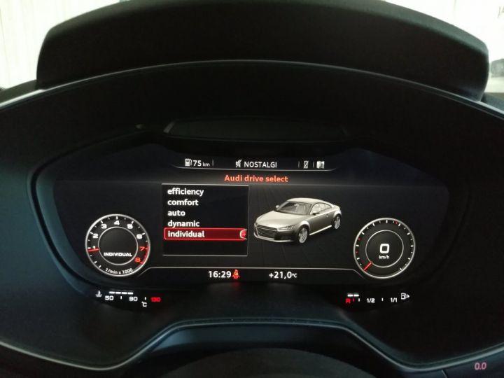 Audi TT 1.8 TFSI 180 CV Sline Noir - 9