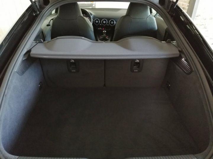 Audi TT 1.8 TFSI 180 CV Sline Noir - 11