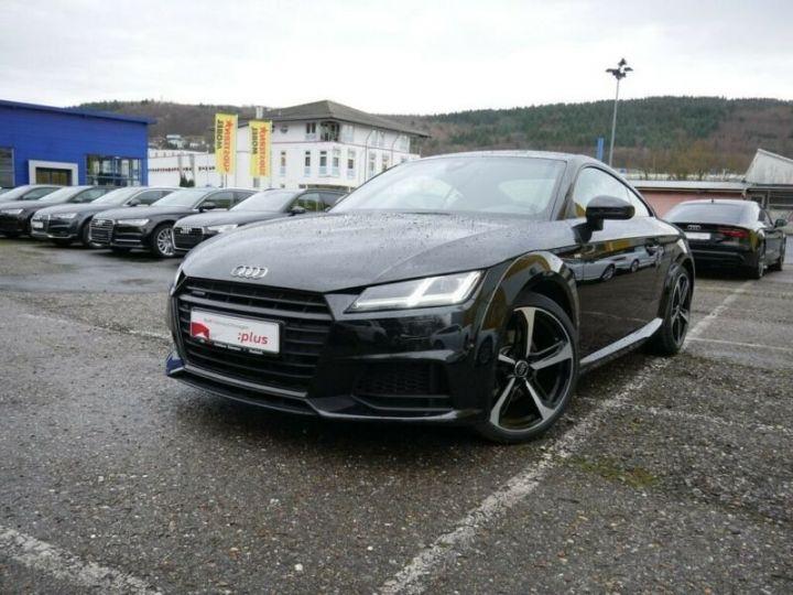 Audi TT noire - 1