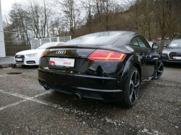 Audi TT noire - 2