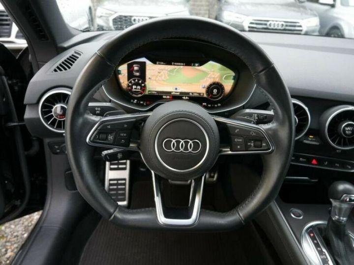 Audi TT noire - 6