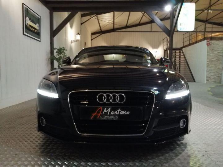 Audi TT 2.0 TFSi 211 CV SLINE QUATTRO BVA Noir - 3