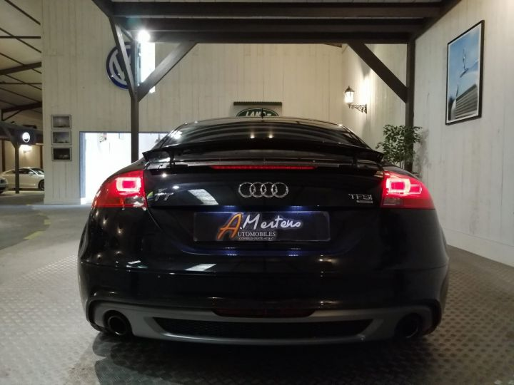 Audi TT 2.0 TFSi 211 CV SLINE QUATTRO BVA Noir - 4