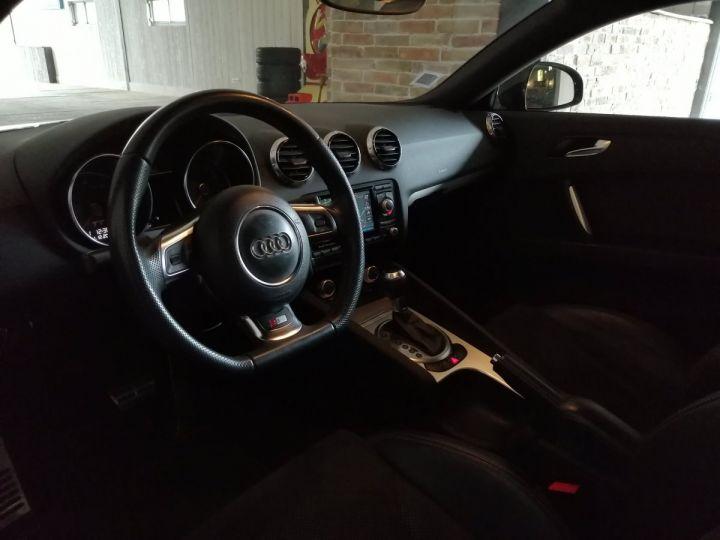 Audi TT 2.0 TFSi 211 CV SLINE QUATTRO BVA Noir - 5