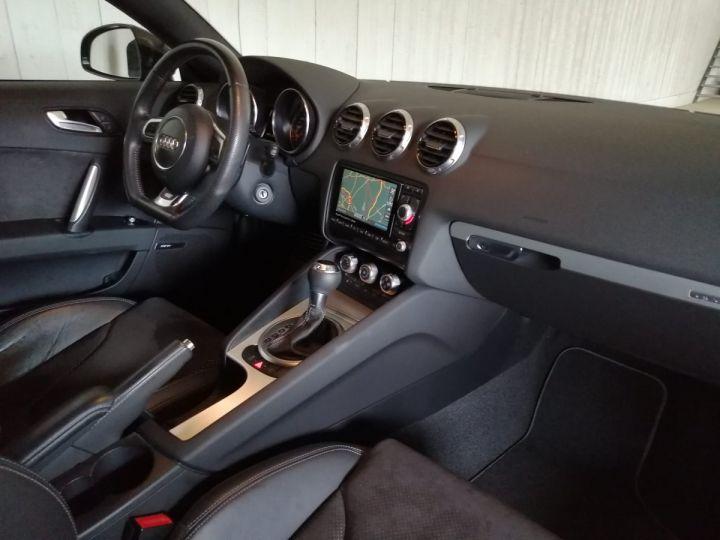 Audi TT 2.0 TFSi 211 CV SLINE QUATTRO BVA Noir - 6
