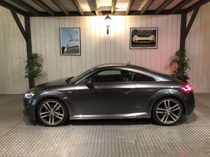 Audi TT 2.0 TFSI 230 CV SLINE QUATTRO BVA Gris - 1
