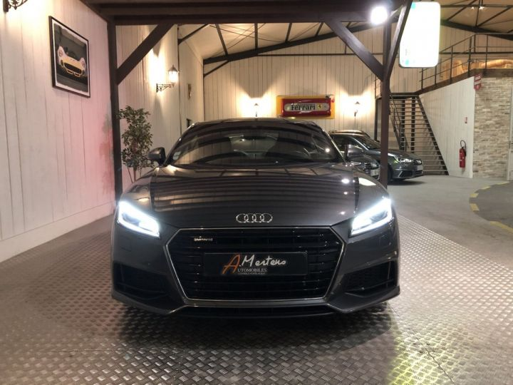 Audi TT 2.0 TFSI 230 CV SLINE QUATTRO BVA Gris - 3