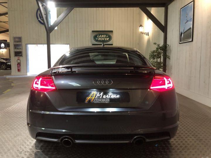 Audi TT 2.0 TFSI 230 CV SLINE QUATTRO BVA Gris - 4