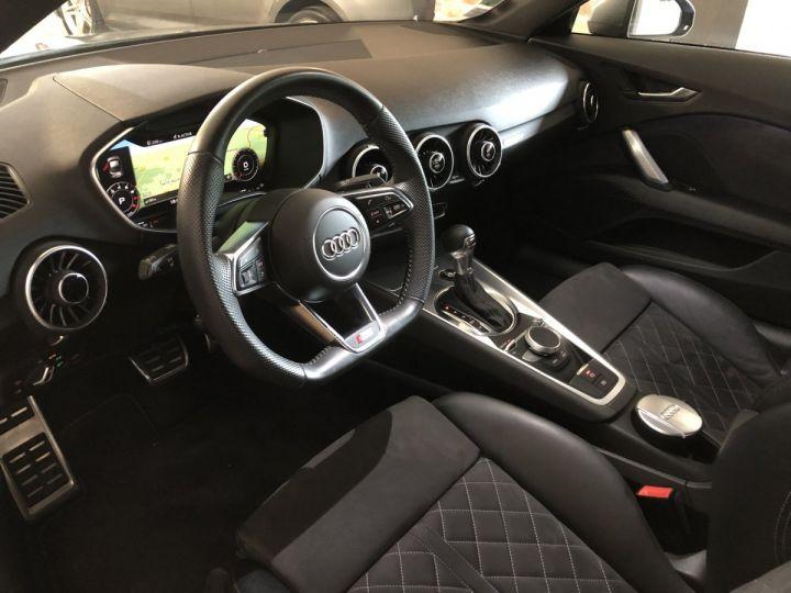 Audi TT 2.0 TFSI 230 CV SLINE QUATTRO BVA Gris - 5