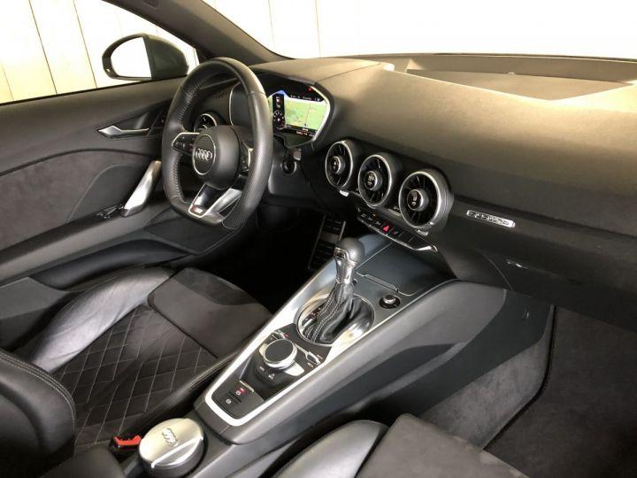 Audi TT 2.0 TFSI 230 CV SLINE QUATTRO BVA Gris - 6
