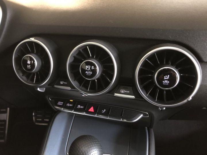 Audi TT 2.0 TFSI 230 CV SLINE QUATTRO BVA Gris - 10
