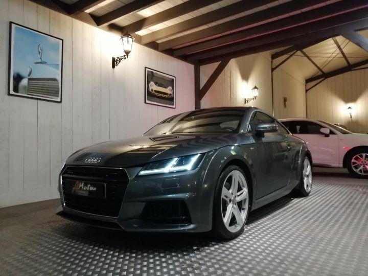 Audi TT 2.0 TFSI 230 CV SLINE QUATTRO BVA Gris - 2