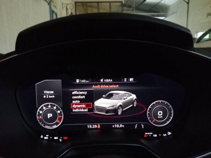 Audi TT 2.0 TFSI 230 CV SLINE QUATTRO BVA Gris - 13