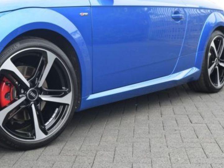 Audi TT 2.0 TFSI 230CH S LINE S TRONIC 6 BLEU Occasion - 4