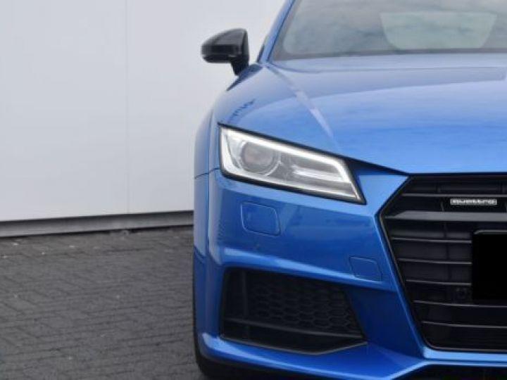 Audi TT 2.0 TFSI 230CH S LINE S TRONIC 6 BLEU Occasion - 5