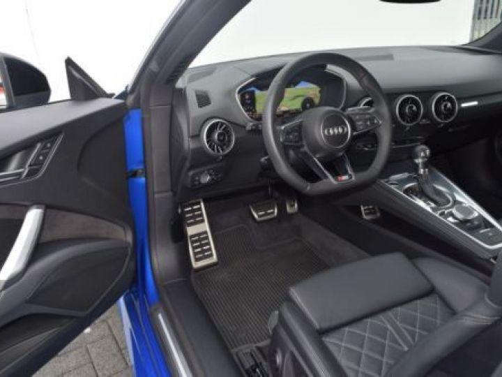 Audi TT 2.0 TFSI 230CH S LINE S TRONIC 6 BLEU Occasion - 8