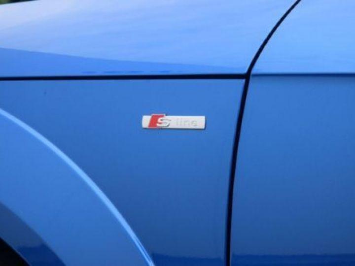 Audi TT 2.0 TFSI 230CH S LINE S TRONIC 6 BLEU Occasion - 15
