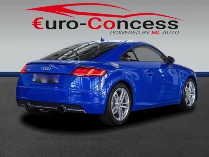 Audi TT 2.0 TFSI S LINE BLEU - 2