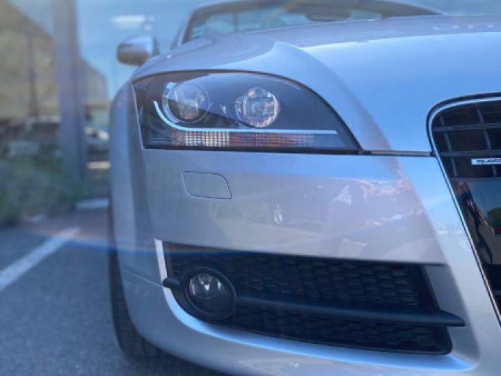 Audi TT 3.2 V6 250CH S LINE QUATTRO S TRONIC 6 Gris C - 2
