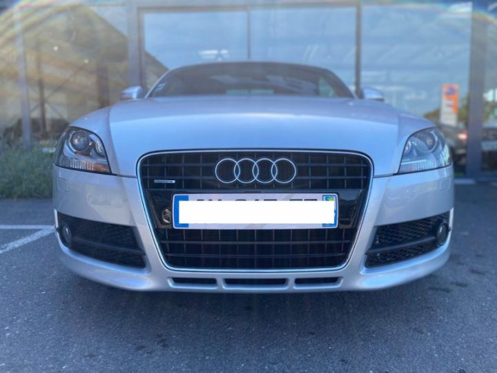Audi TT 3.2 V6 250CH S LINE QUATTRO S TRONIC 6 Gris C - 3