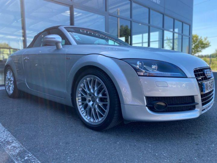 Audi TT 3.2 V6 250CH S LINE QUATTRO S TRONIC 6 Gris C - 6