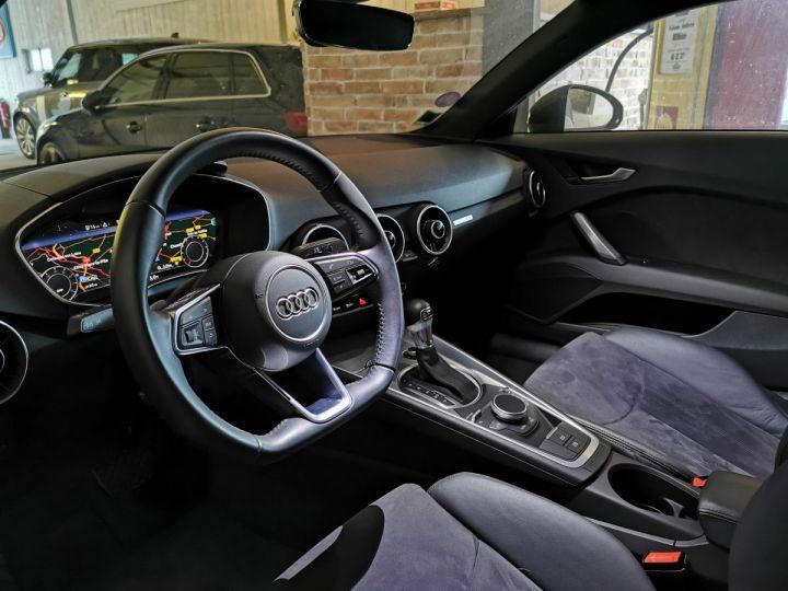 Audi TT 40 TFSI 197 CV SLINE BVA Noir - 5