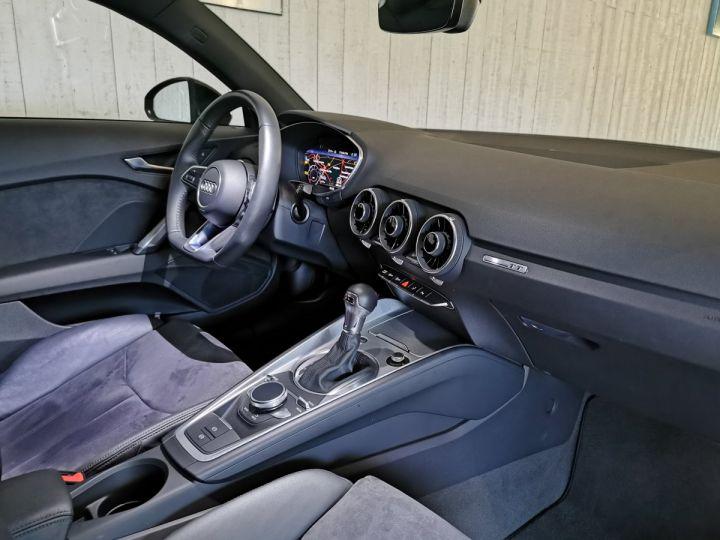 Audi TT 40 TFSI 197 CV SLINE BVA Noir - 6