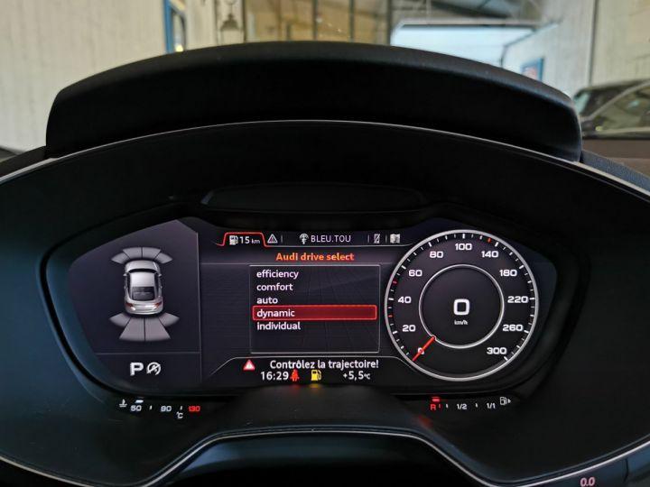 Audi TT 40 TFSI 197 CV SLINE BVA Noir - 12