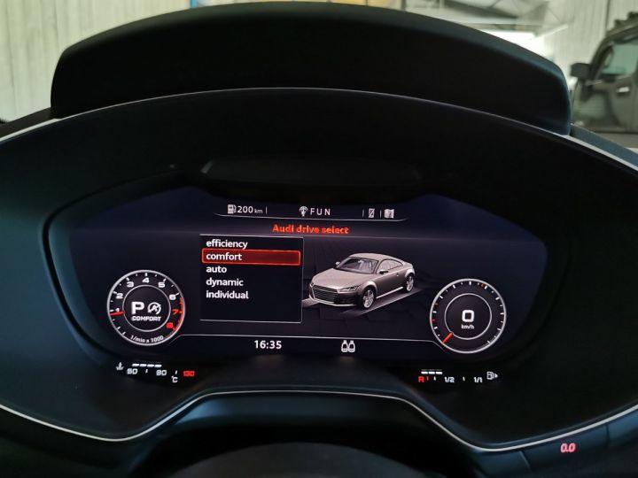 Audi TT 40 TFSI 197 CV STRONIC Blanc - 11