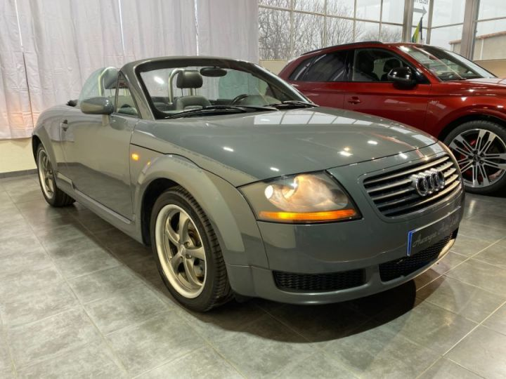 Audi TT (8N) 1.8 T 180cv CABRIOLET 3P BVM GRIS FONCE - 4