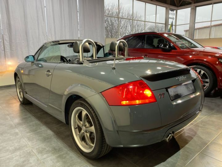 Audi TT (8N) 1.8 T 180cv CABRIOLET 3P BVM GRIS FONCE - 6